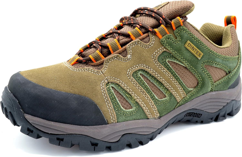Praylas Leiva Khaki - Deportivo de treking y Senderismo con Membrana Impermeable para Hombre (41): Amazon.es: Zapatos y complementos
