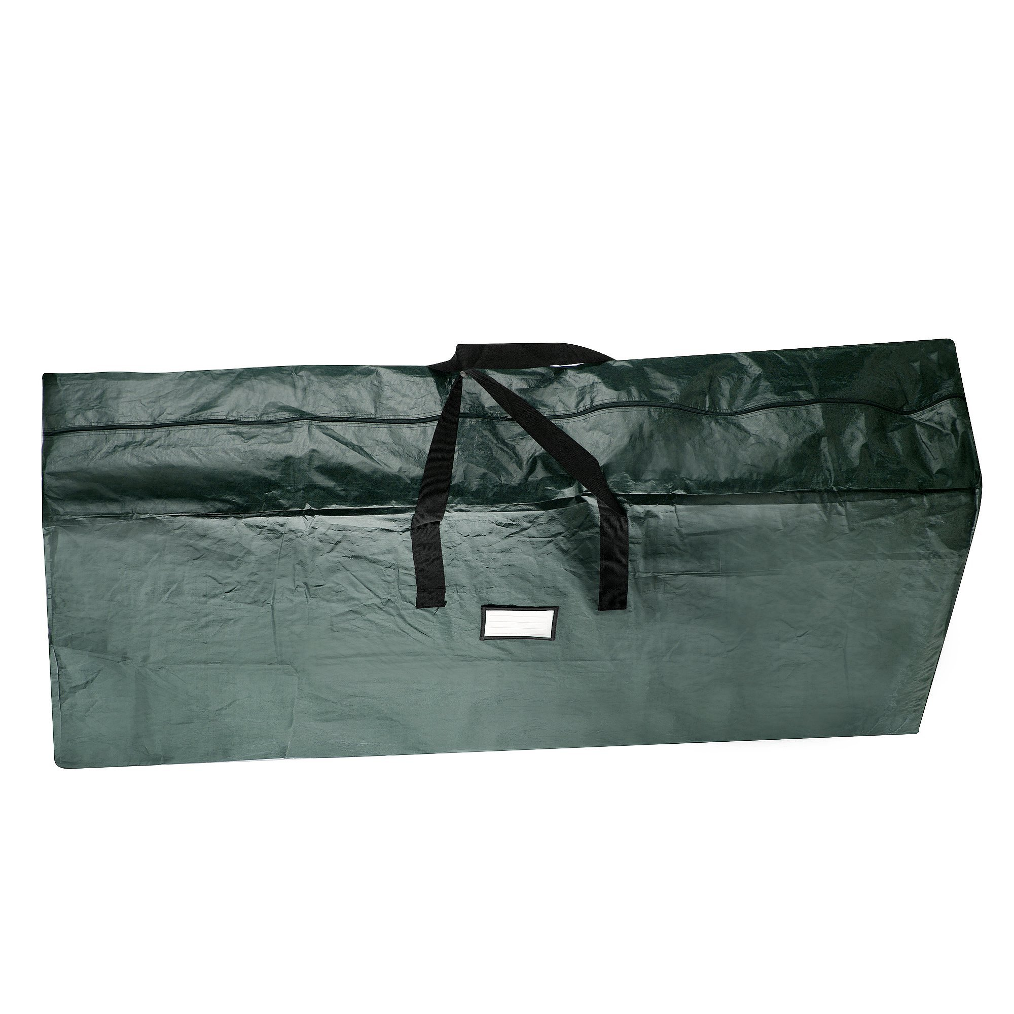 Elf Stor Premium Green Christmas Tree Bag Holiday Extra Large for up to 9' Tree Storage by Elf Stor (Image #4)