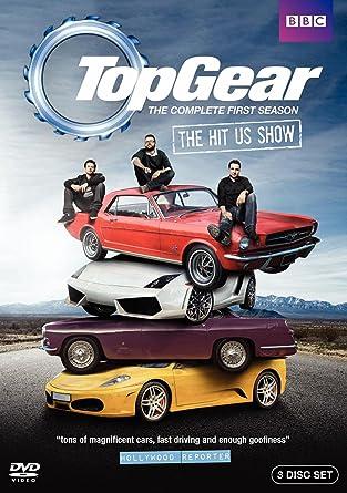 Amazoncom Top Gear USA The Complete First Season Adam Ferrara - Top gear car show