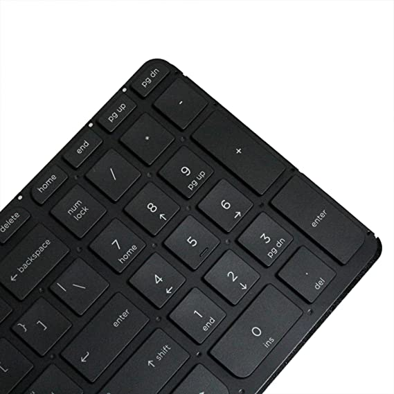 GinTai US Keyboard Backlit Replacement for HP Pavilion 15-p209na 15-p210nr 15-p213cl 15-p214dx 15-p220nr 15-p222nr