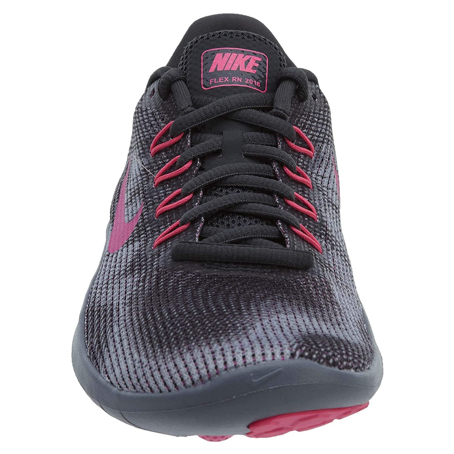 separation shoes 1fcc8 01e87 Amazon.com   Nike Women s Flex RN 2018 Running Shoe (8.5 B(M) US,  Anthracite Hyper Pink Wolf Grey)   Fashion Sneakers