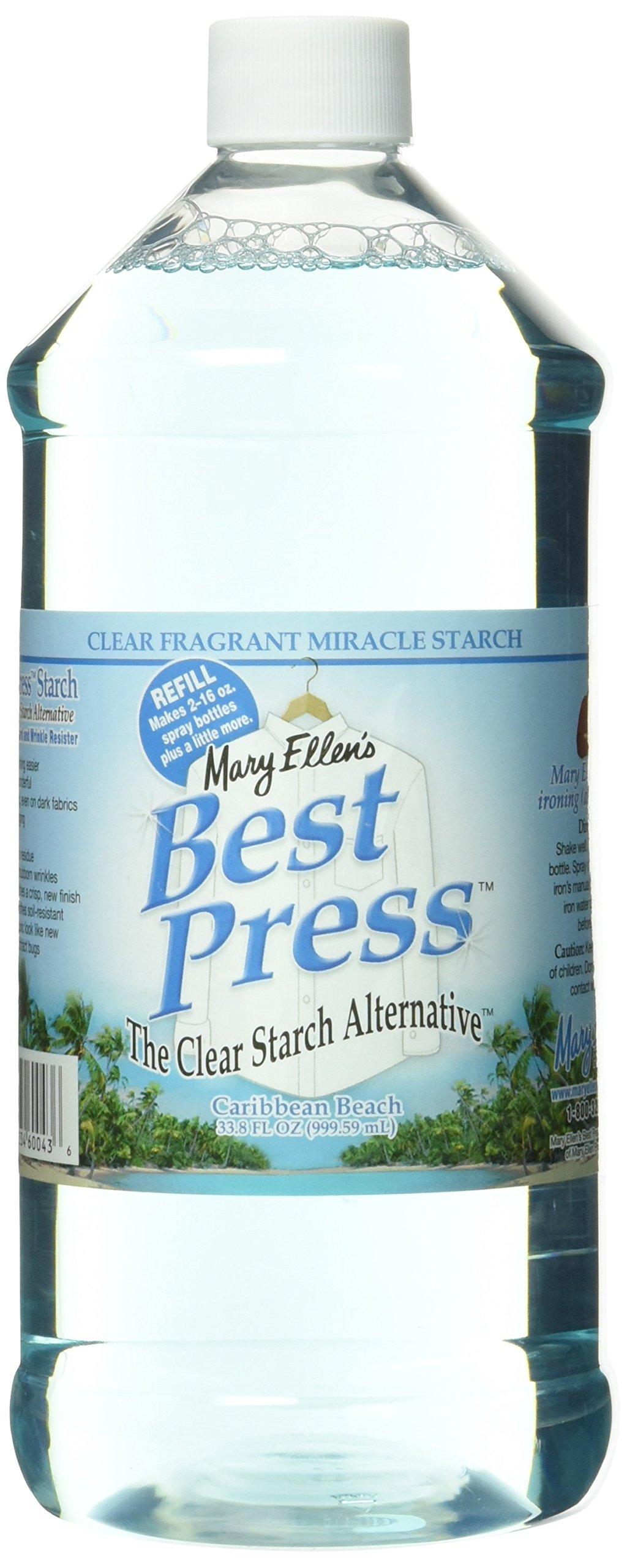 Mary Ellen's Best Press Refills 32 Ounces-Caribbean by Mary Ellen Products