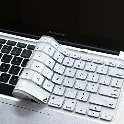 """Silicone Keyboard Cover Skin for Apple Macbook Air 13/"""" 13 inch A1369 A1466"""