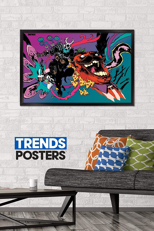 Multi Trends International Naruto Shippuden 24.25 X 35.75 Group Wall Poster