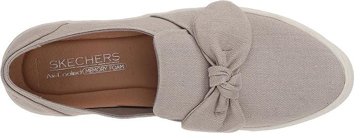 Amazon.com: Skechers para mujer Vapor – lazo tiempo, Gris, 6 ...