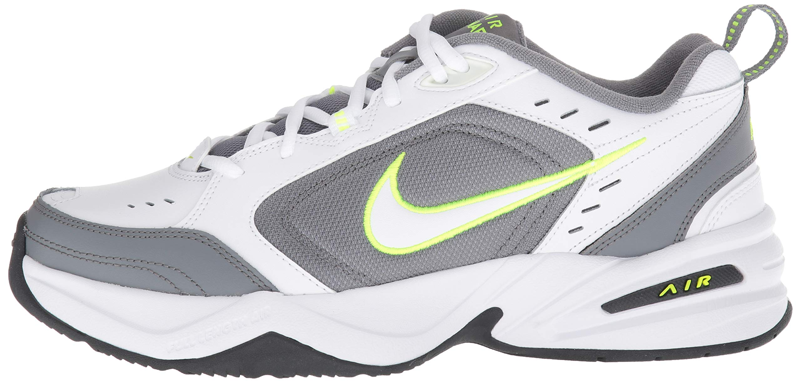 Nike Men's Air Monarch IV Cross Trainer, White-Cool Grey-Anthracite, 6.5 Regular US by Nike (Image #5)