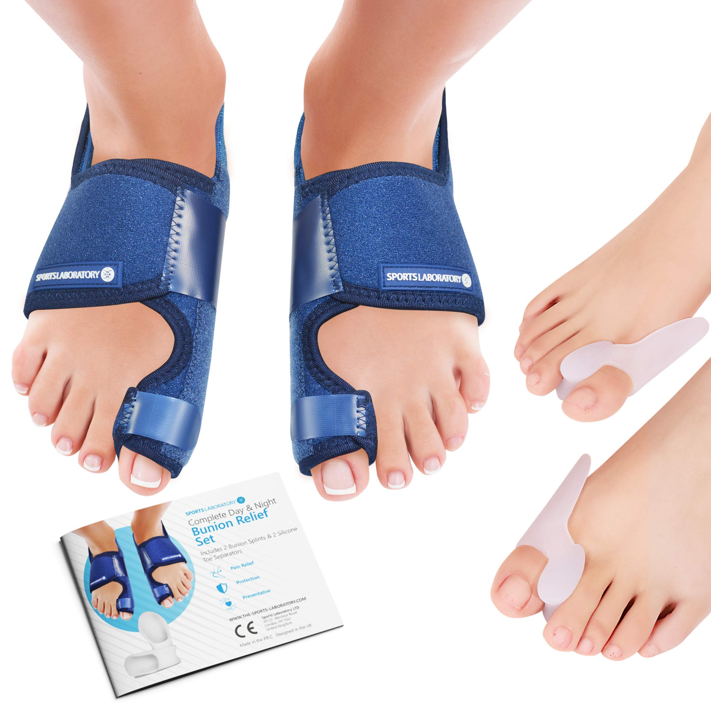 230e2d5ac9 Best Rated in Bunion Splints   Helpful Customer Reviews - Amazon.co.uk