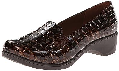 Women's Soft Style® Kaden (6.5 EW in Dark Brown Crocco)