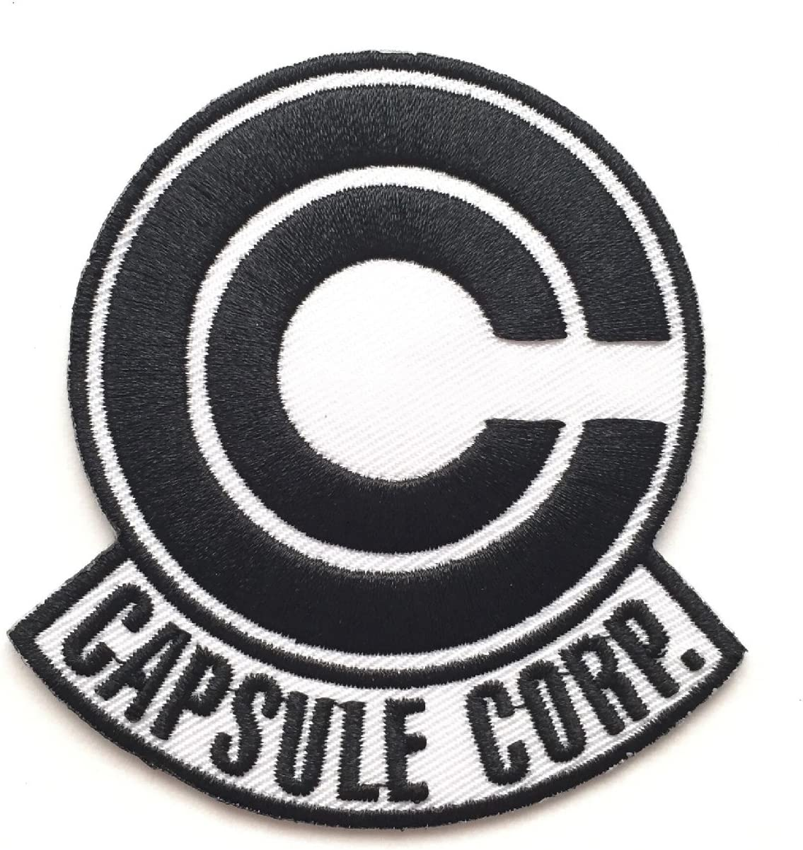 Great Eastern Entertainment Dragon Ball Z Capsule Corp Patch ~ Officiel Dragon Ball Z Patch