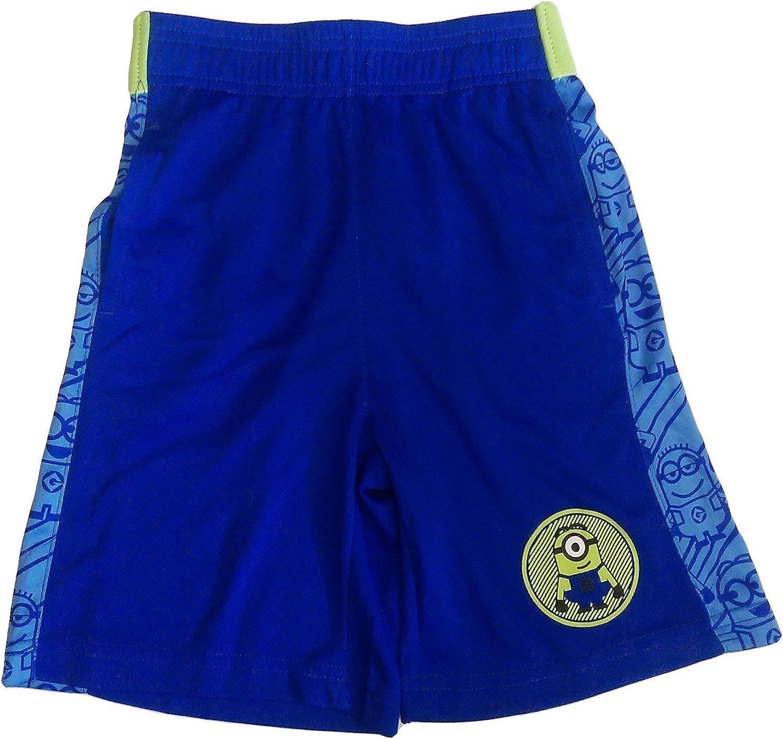 Brand Spotted Zebra Boys Active Mesh Basketball Shorts