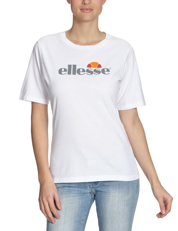 0fad9f42cb620 Lacoste Heritage T-shirt basique pour femme Blanc XS  Amazon.fr  Sports et  Loisirs