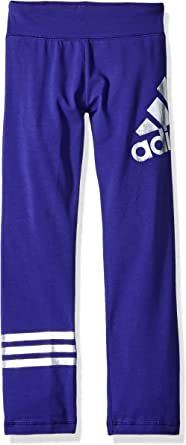 Amazon.com: adidas Girls' Active Workout Pant: Clothing