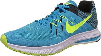 Nike Zoom Winflo 2, Zapatillas para Hombre, Azul (Blue Lagoon/Volt Black White), 40 1/2 EU: Amazon.es: Zapatos y complementos