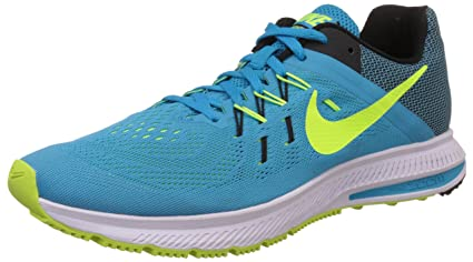 timeless design ce9de 2e999 Image Unavailable. Image not available for. Colour  Nike Mens Zoom Winflo 2  ...