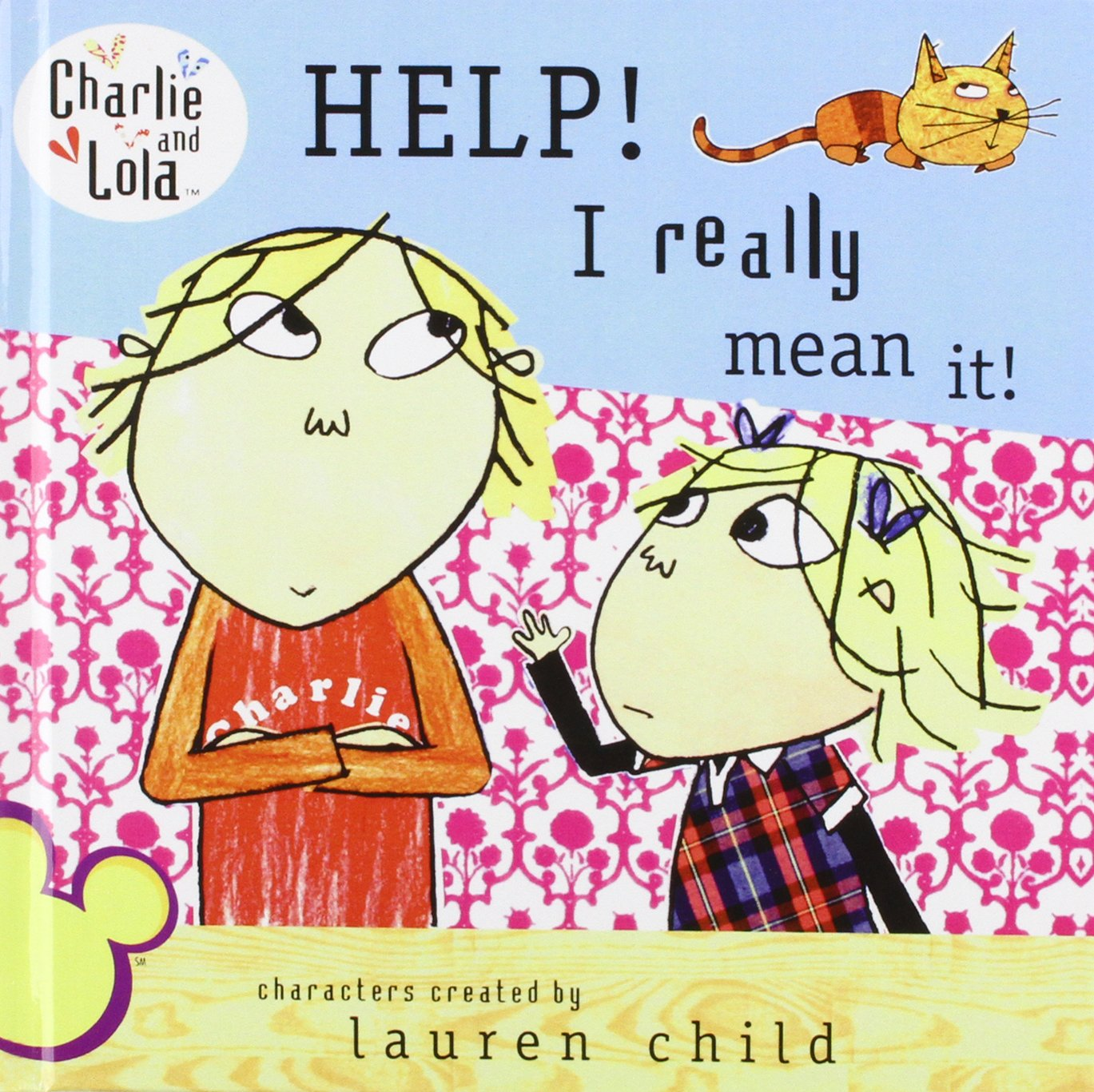 Help! I Really Mean It! (Charlie and Lola) PDF