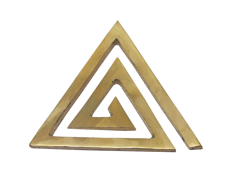 Buy Ishanya Zinc Pyramid for North East Vastu Dosh Remedies ...