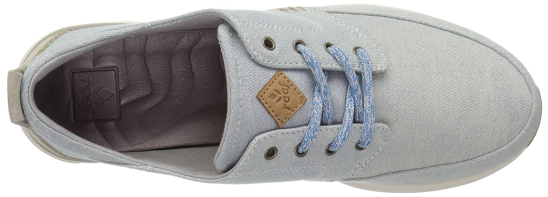 Reef Women's Rover Low TX Fashion Sneaker B01N6ESLTI 7.5 B(M) US|Icy Blue