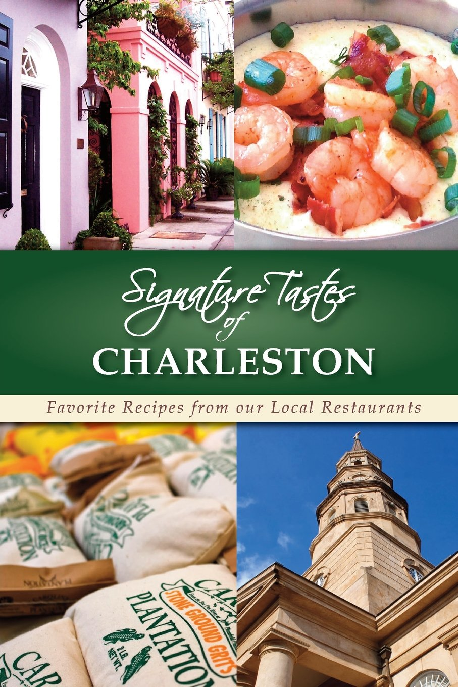 Signature Tastes of Charleston