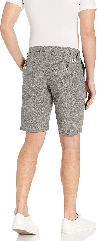 Ben Sherman Mens Tonic Linen Short