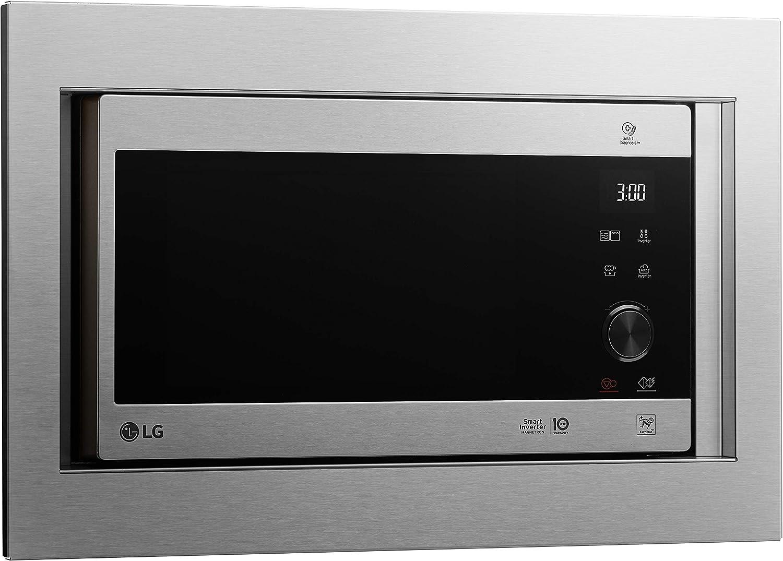 LG MH6565CPST - Microondas grill con tecnología Smart Inverter ...