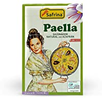 Safrina, Sazonador paella - 9 gr.