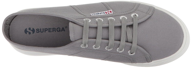 Superga Women's 2314 COTW EU Sneaker B0777NYVF1 38 M EU COTW (7.5 US)|Grey Sage f30a16