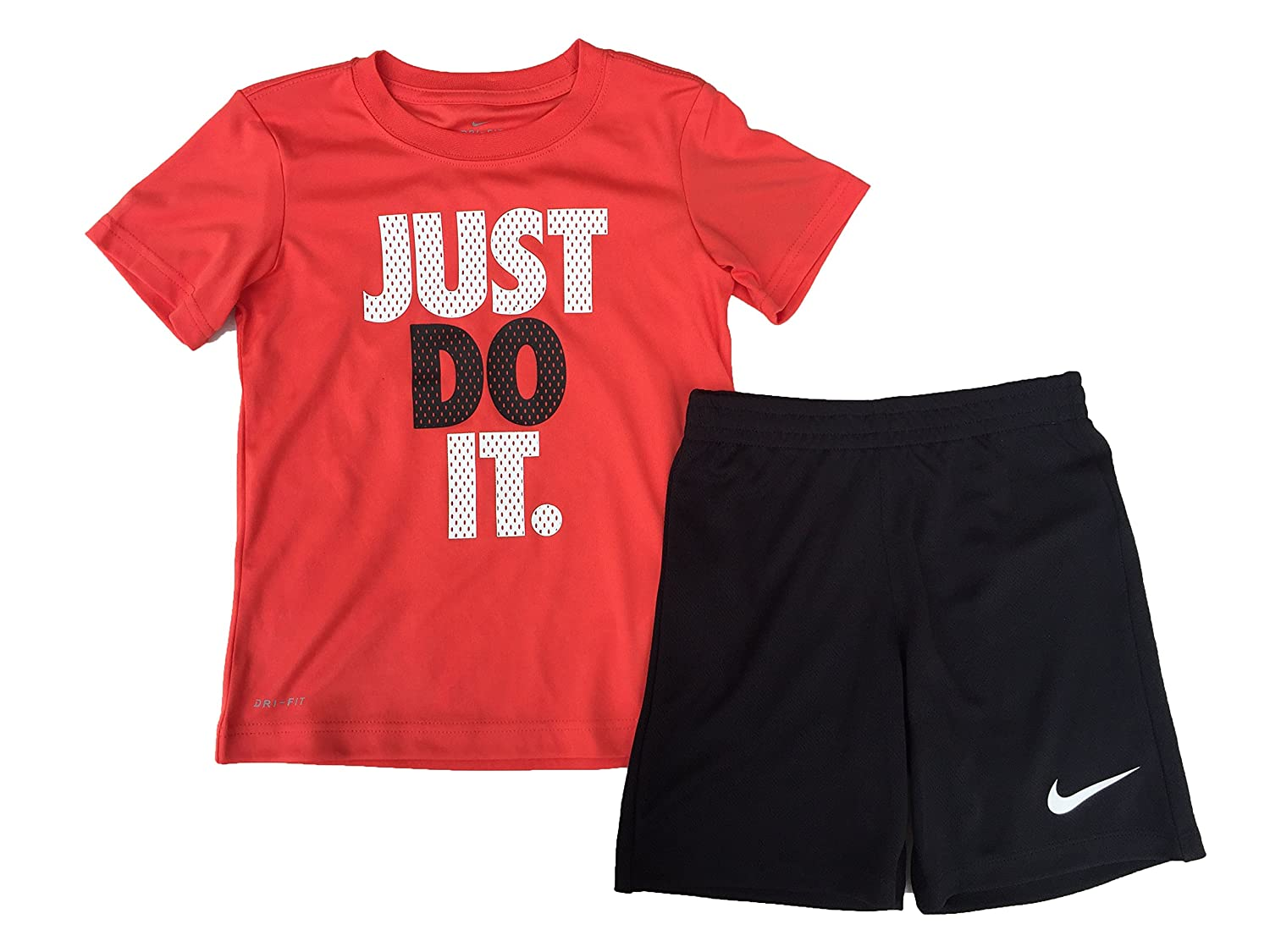 c026c8538 Online Cheap wholesale Nike Toddler Boys Dri Fit Short Sleeve T-Shirt and Shorts  2 Piece Set Hoodies & Active Suppliers