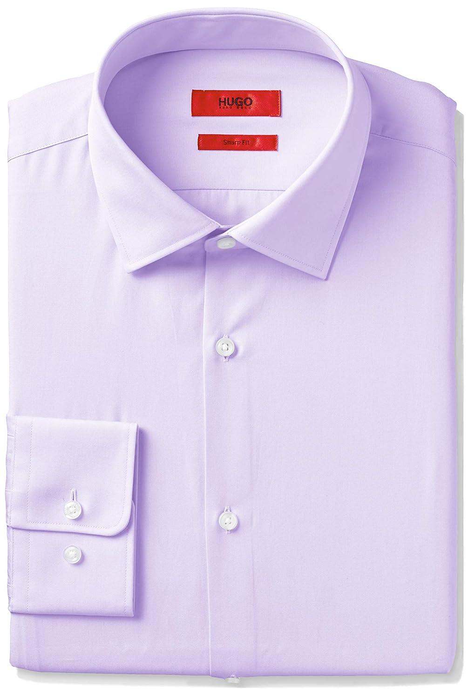 3fec9d5da HUGO by Hugo Boss Men's Dress Shirt at Amazon Men's Clothing store: