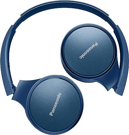 Panasonic Rp Hf410be A Bluetooth Kopfhörer Blau Elektronik