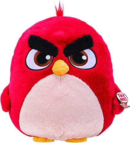 angry birds anb0039 funktion plusch