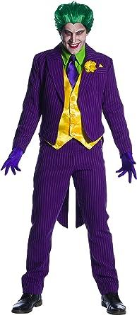 DC Comics Joker Men's Costume