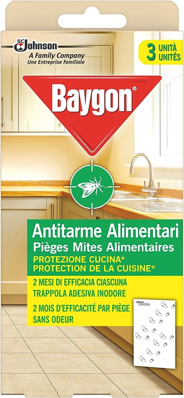 Baygon antiinsectos – Lote de 2