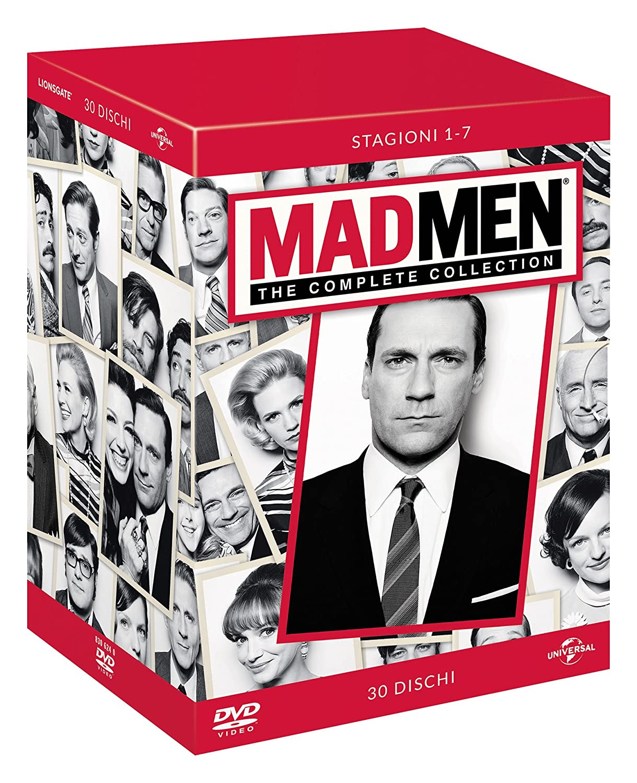Mad Men - Stagione 01-07 (28 Dvd) [Italia]