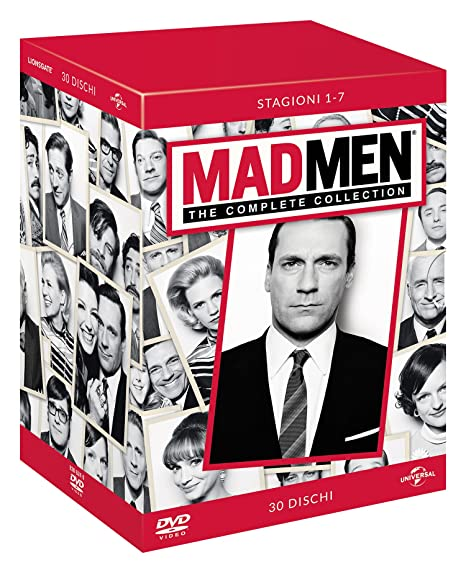 Mad Men: Stagione 1-7 (Cofanetto 30 DVD)