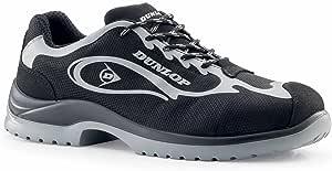 Dunlop DL0201005-39 Zapatos de protecci/ón laboral S1P SRC 39 Negro