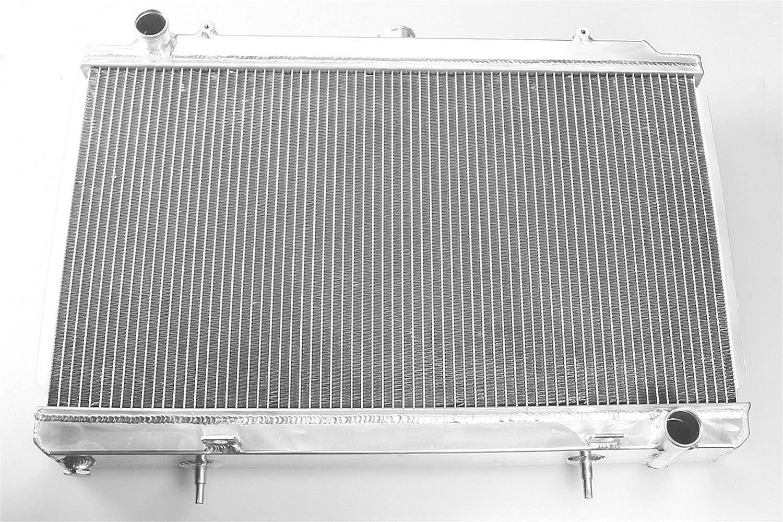 Silber Einlass Autobahn88 Rennausr/üstung: Edelstahl-Luftfilter mit hohem Luftdurchsatz 76 mm 3 Zoll