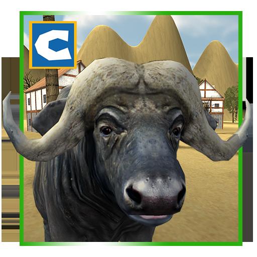 Buffalo Wild Bull - Animal Town