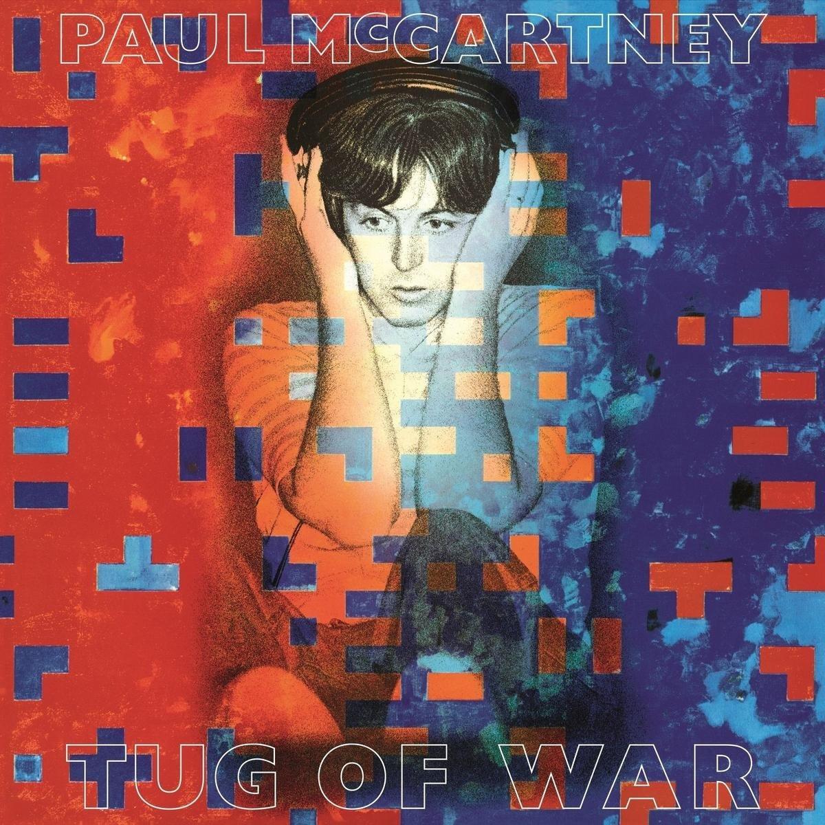 CD : Paul McCartney - Tug Of War