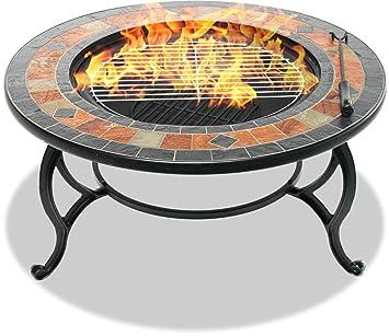 Centurion Supports fireology laniaka jardín calentador/Fire Pit/mesa de café/barbacoa/