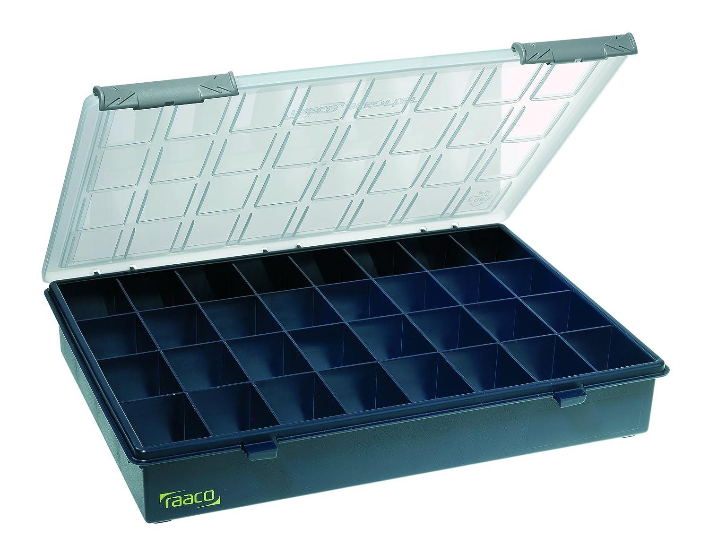 Raaco A4 Profi Assorter Service Box 32 Fixed Compartments RAA136181