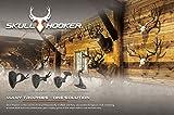 Skull Hooker Table Hooker European Trophy Mount