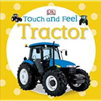 DK - Touch and Feel: Tractor