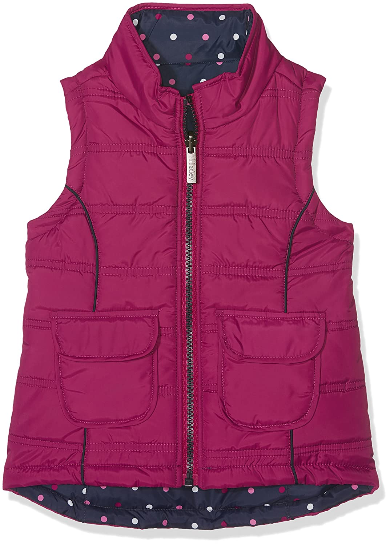 Hatley Girl's Reversible Vests Gilet