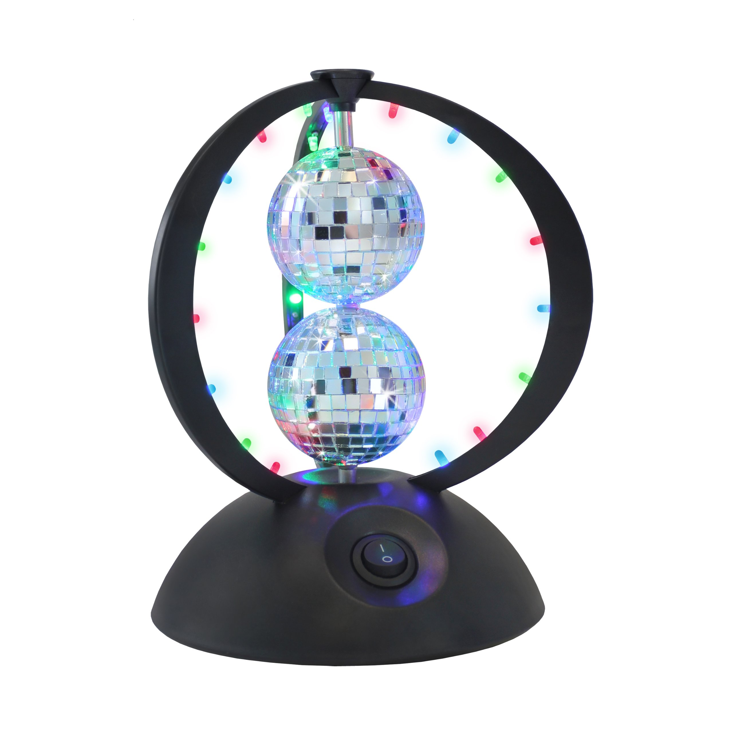 LumiSource LS-DISCOPLANET Planet Table Disco-Style LED Lighting Fixture
