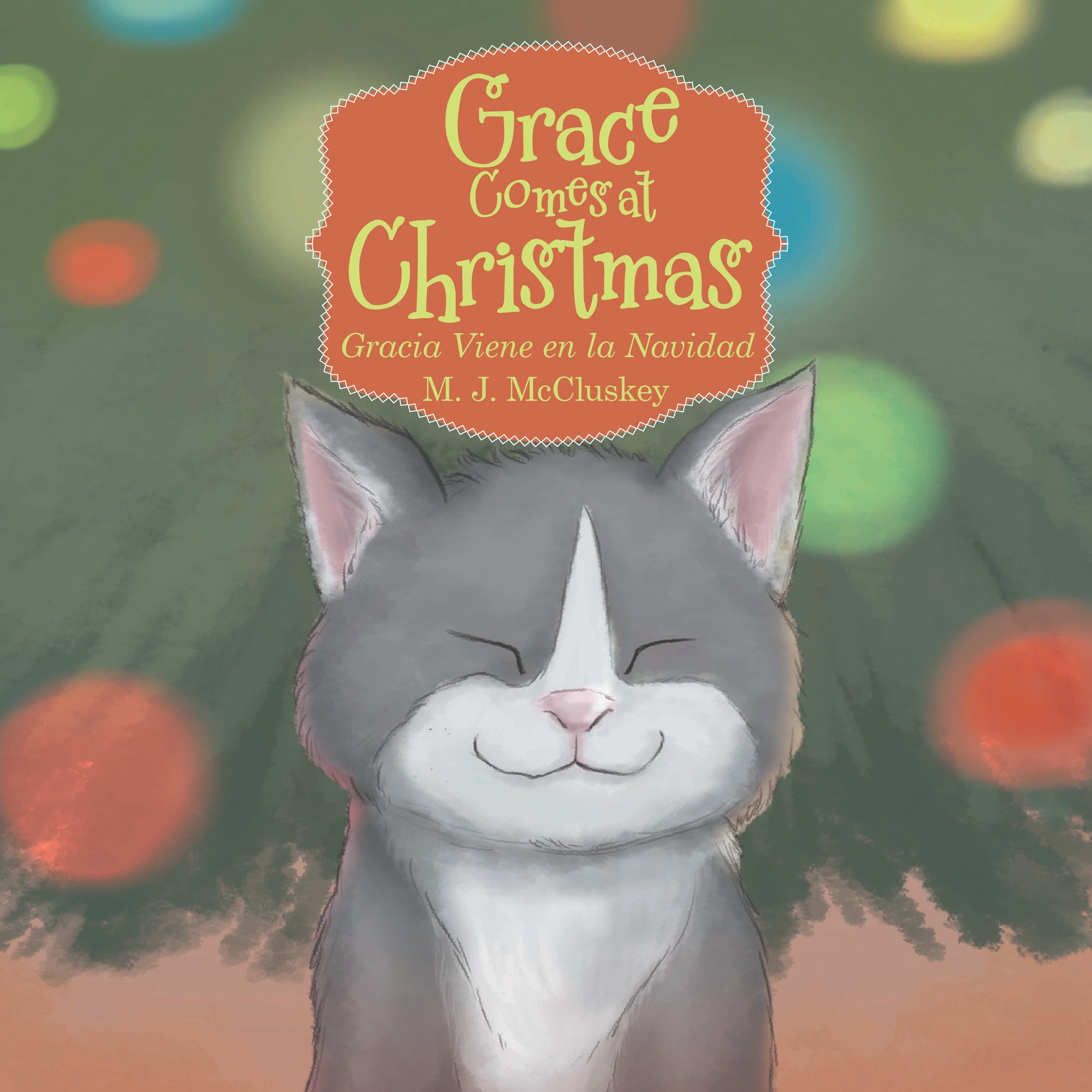 Grace Comes at Christmas: Gracia Viene En La Navidad by Balboa Press (Image #1)