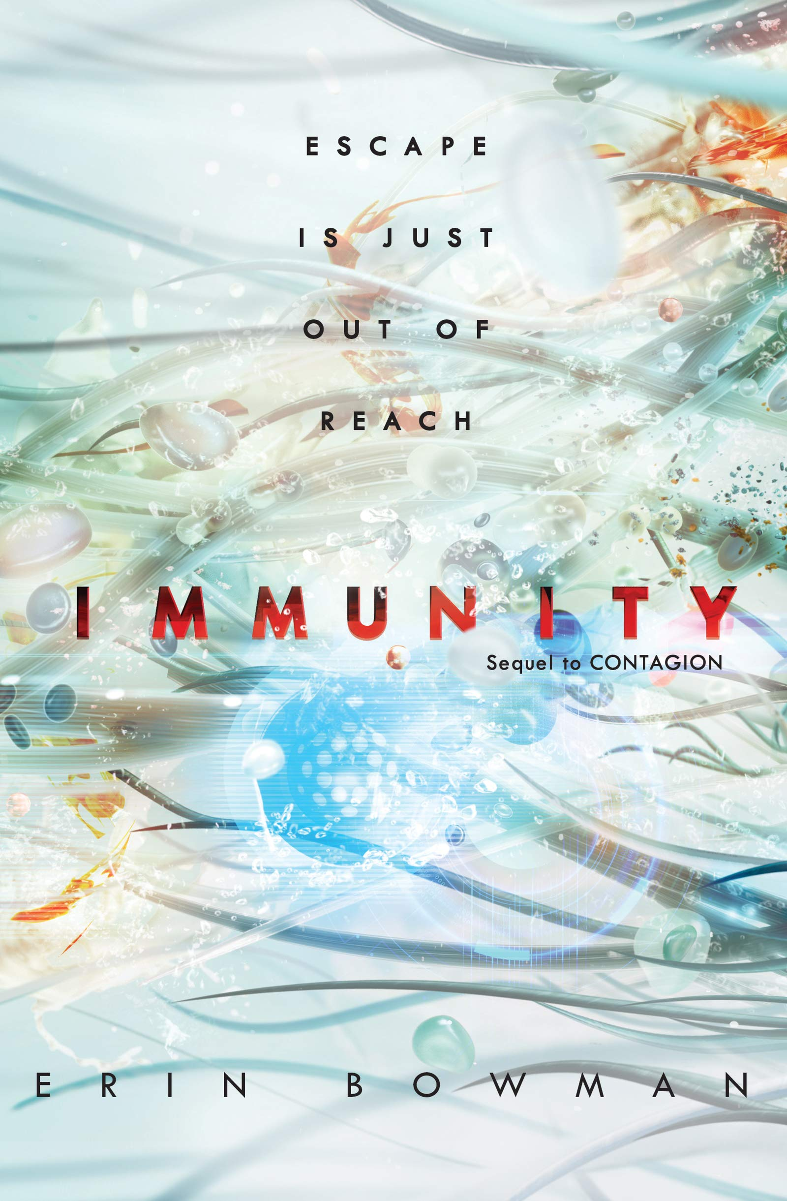 Immunity Contagion Erin Bowman product image
