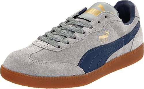 Puma Unisex Liga Suede Moda Zapatillas: Amazon.es: Zapatos y complementos