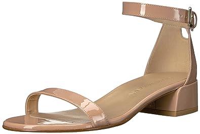 Stuart Weitzman Woman Nudistjune Suede Sandals Size 9 LJVNY9V6lt