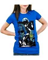 style3 The Dude Women's T-Shirt lebowski bowling bowler big rude