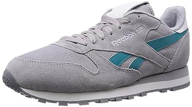 Reebok Cl Solids, Men's Sneakers: Amazon.co.uk: Shoes & Bags